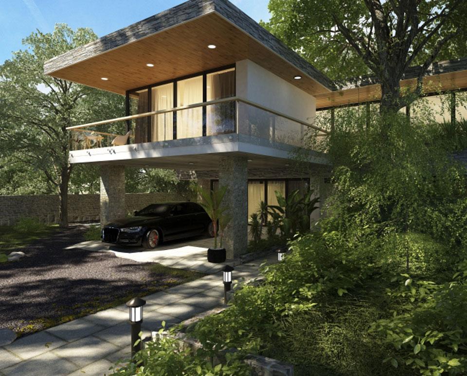 建築家と立てる東京の家