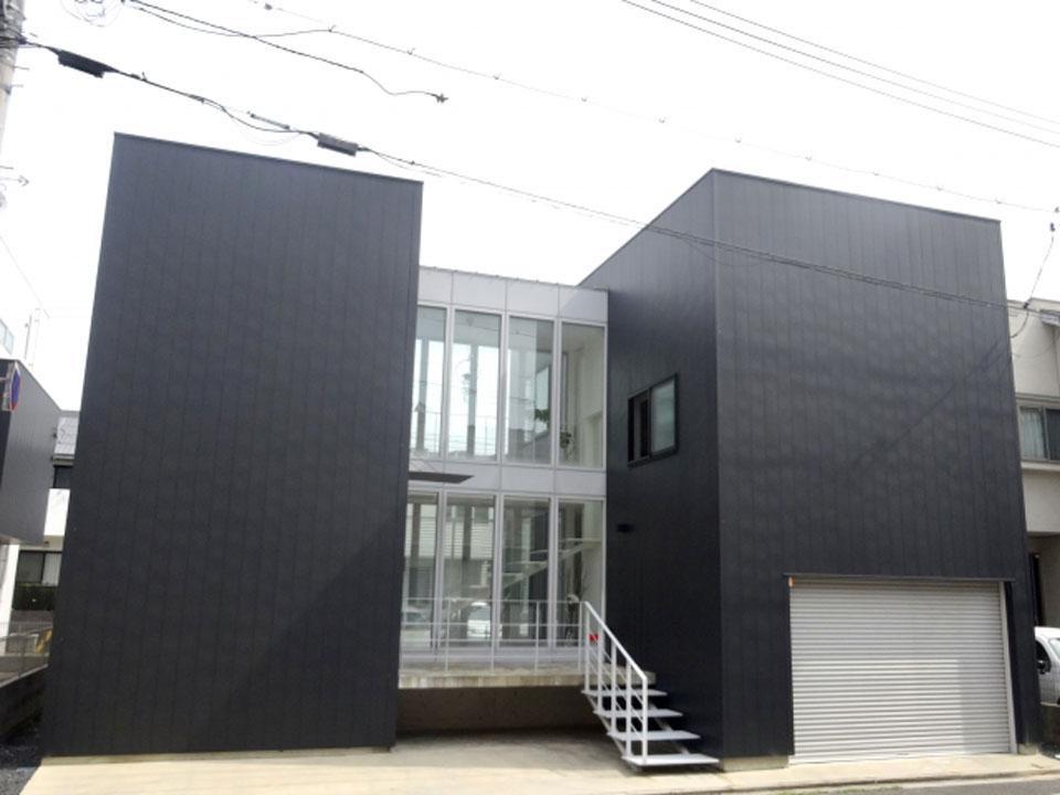 東京の家と品川の家